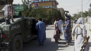Combats talibans Qala-i-Naw
