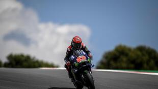 Quartararo claims his first pole of the season