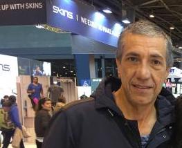Carlos Teixeira espera cumprir a meta de 50 maratonas até setembro deste ano, quando completa 50 anos