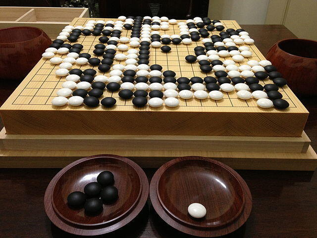 Cờ vây Trung Quốc trước đó được cho là khó lập trình.