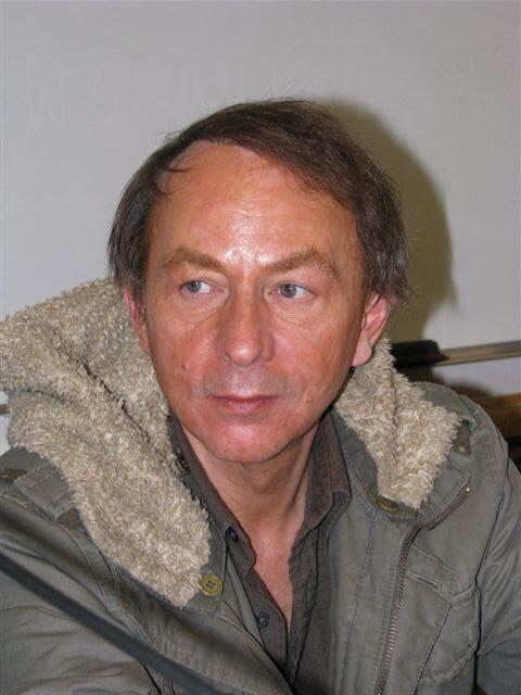 O escritor francês Michel Houellebecq é um dos mais traduzidos autores franceses contemporâneos.