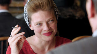 Mélanie Thierry plays French writer Marguerite Duras in Emmanuel Finkiel's Memoir of War