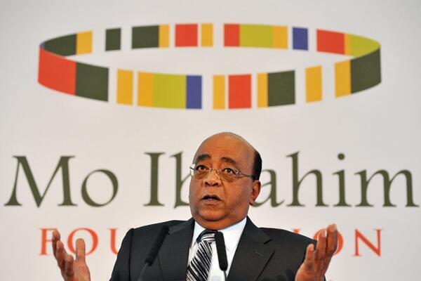 Le milliardaire d'origine soudanaise Mo Ibrahim dirige une fondation destinée à améliorer la gouvernance en Afrique.