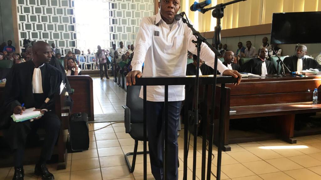 Congo-B: l'inquiétude reste vive pour le général Mokoko finalement négatif au Covid-19