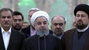Hassan Rohani Shugaban kasar Iran