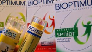 Vinte mil médicos prescrevem homeopatia na França.