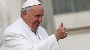 Папа римский Франсуа