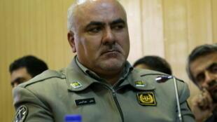 Abbas Mirza Karimi, directeur de la protection de l'environnement de Damavand en Iran assassiné le 12 Jan. 2021