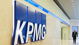 KPMG 标志