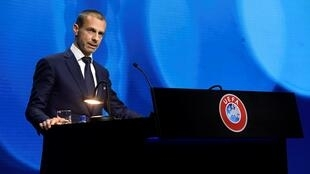 UEFA president Ceferin has responded furiously to the Super League proposal