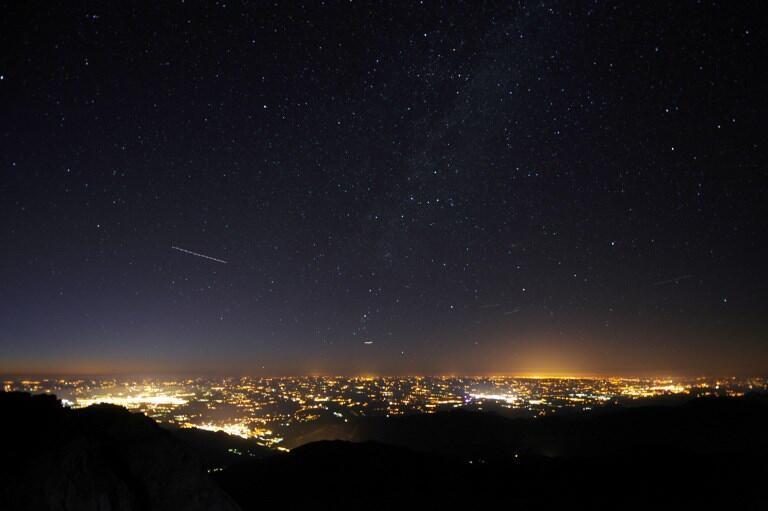 La pollution lumineuse est un problème pour l'environnement mais aussi pour l'homme et, plus particulièrement, pour son cerveau.