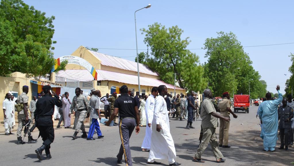 Mashambulizi yalilenga kituo kikuu cha polisi, makao makuu ya Idara ya Usalama wa raia na chuo cha polisi, Juni 15.