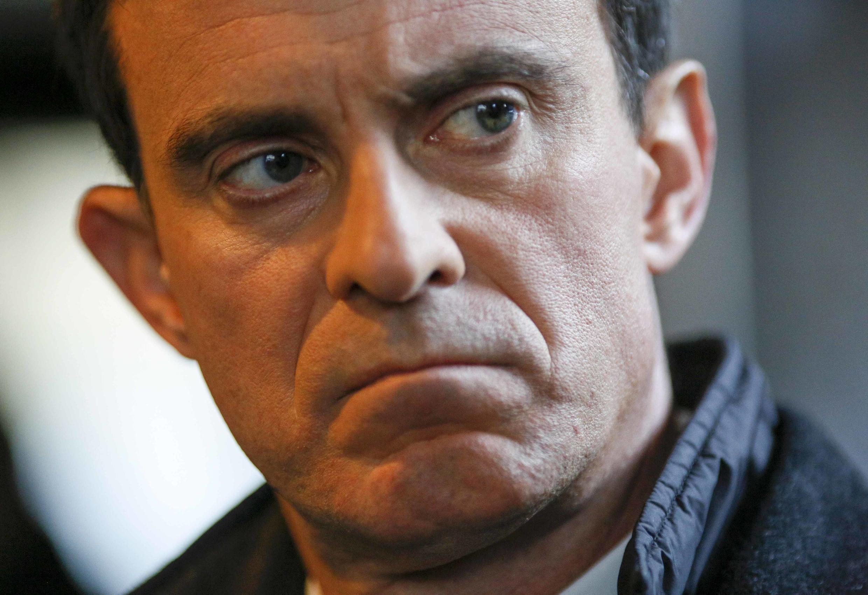 Essa não é a primeira vez que Valls é atacado fisicamente por opositores
