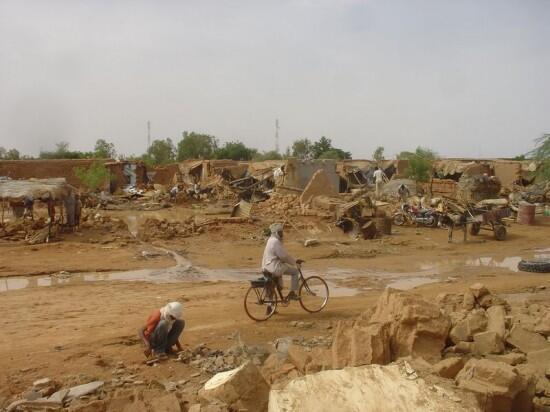 Ambaliyar Ruwa a birnin Agadez