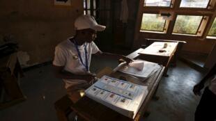 Ana zaben Shugaban kasa a Burundi
