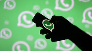 WhatsApp est l'une des applications les plus utilisées par les Brésiliens (Illustration).