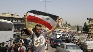 Beyrouth a vécu au rythme de l'élection présidentielle syrienne ce mercredi 28 mai 2014.