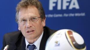 O Secretário General da FIFA, Jérôme Valcke afirmou nessa sexta-feira que as conquistas de 2012 aconteceram graças à integração com o governo.