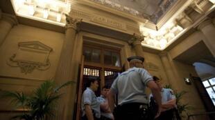 Les juges de la cour d'appel de Paris ont mis le dossier en délibéré depuis l'audience du 17 avril 2013.