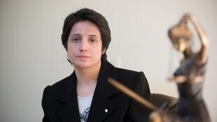 L'avocate iranienne Nasrin Sotoudeh.