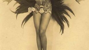 Joséphine Baker en 1927.
