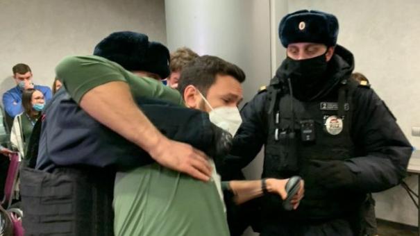 莫斯科警方周六拘留反对派人士