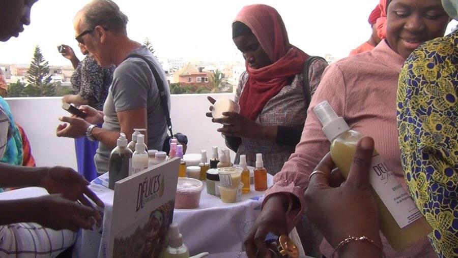 Les marques de cosmétiques se multiplient en Afrique et le secteur se professionnalise.