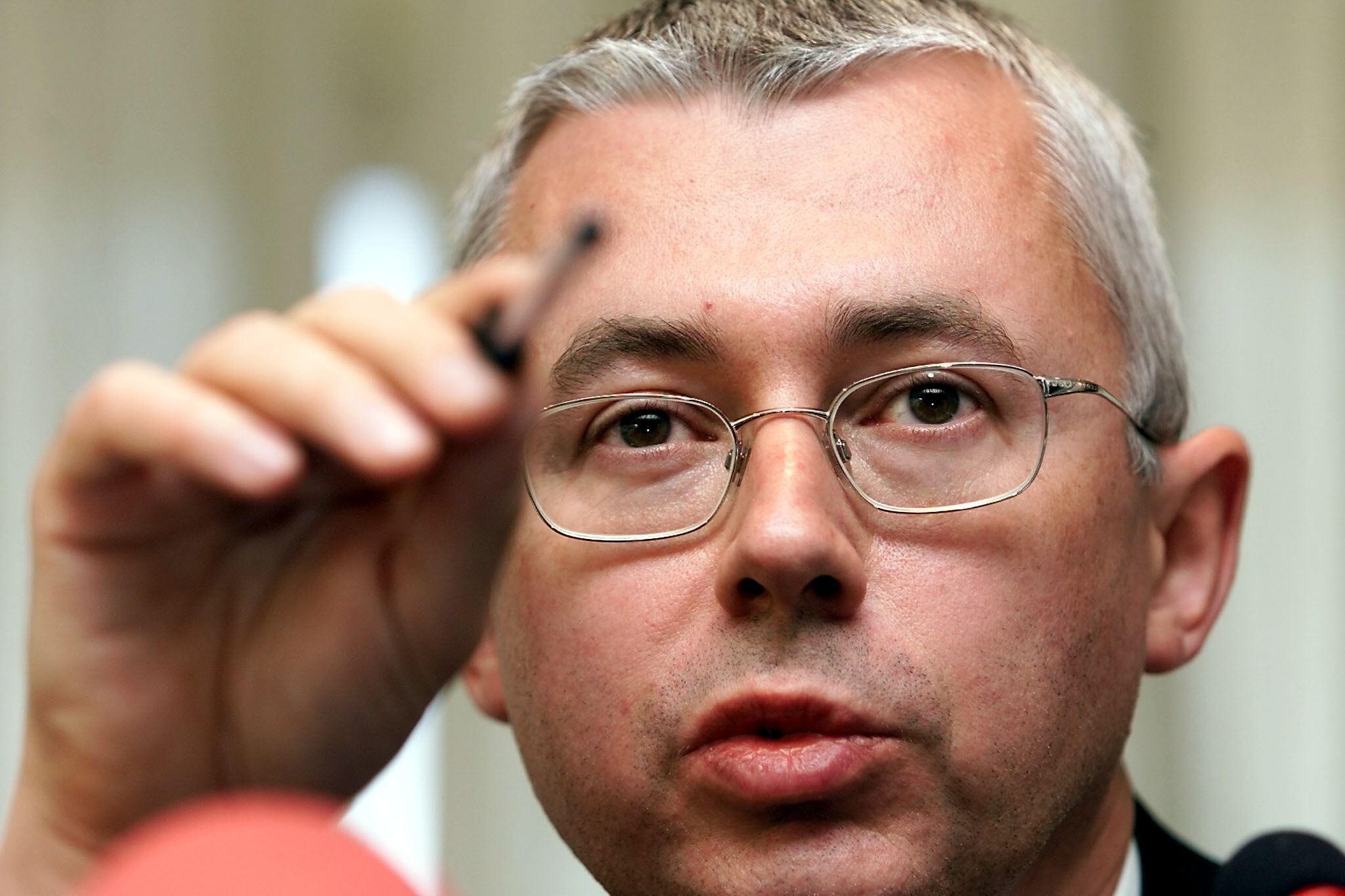 Игорь Малашенко. Архивное фото. 2000 г.