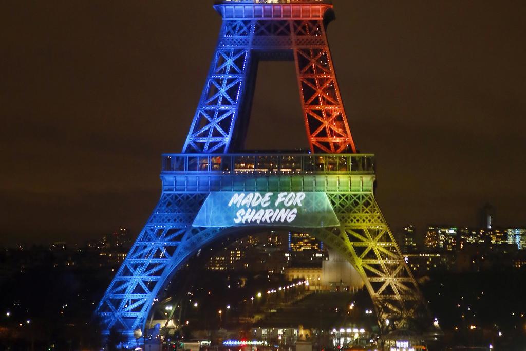 Pulo em Paris