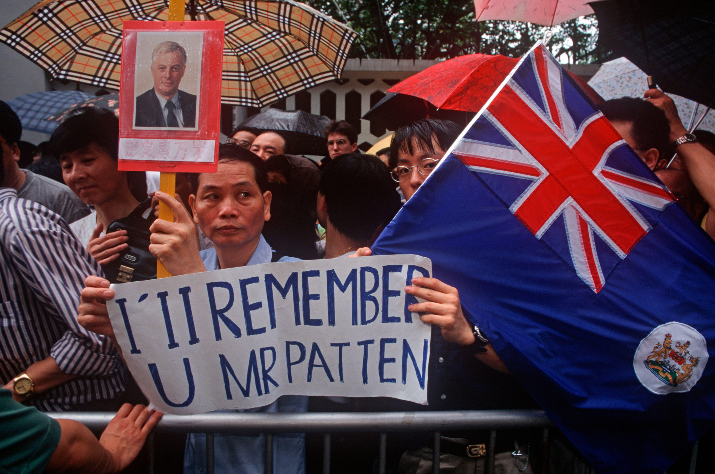 GettyImages-1074411120 rétrocession Hong Kong 1997