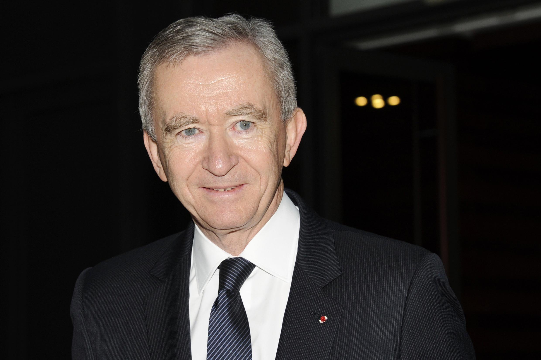 Бернар Арно, глава группы LVMH, самый богатый человек Франции
