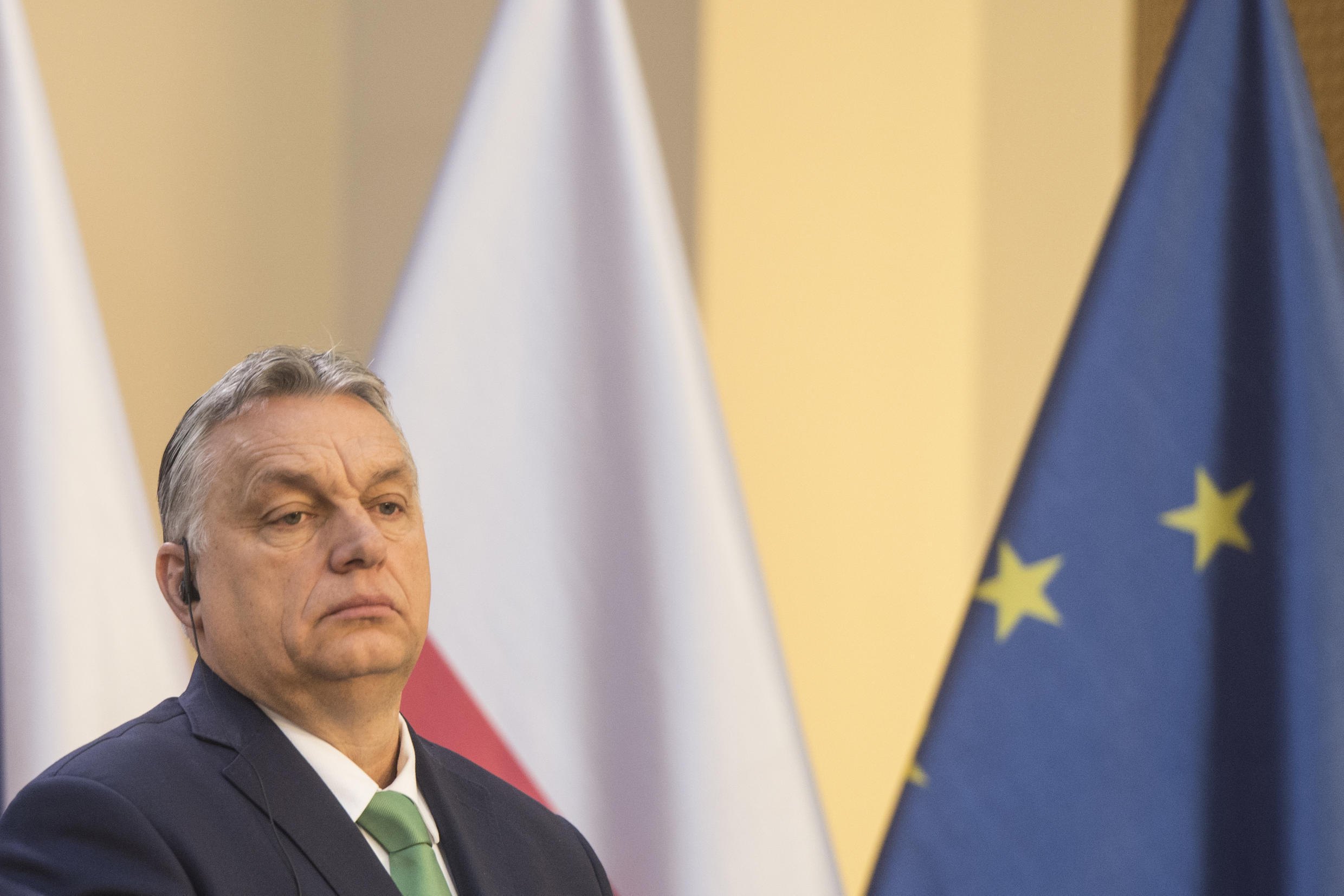 """Hungary's Prime Minister Viktor Orban could seize effectively unchecked power if his parliament extends his """"coronavirus law"""", experts warn"""