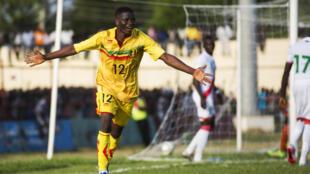 Le Malien Moussa Doumbia.