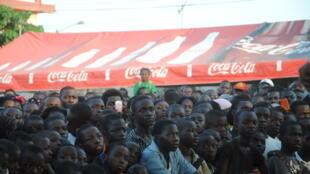 Le public d'Anoumabo.