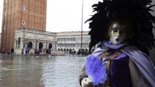 O Carnaval de Veneza 2015 iniciou dia 31 de janeiro até dia 17 de fevereiro.