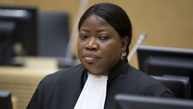 Mwendesha mashtaka wa ICC Fatou Bensouda