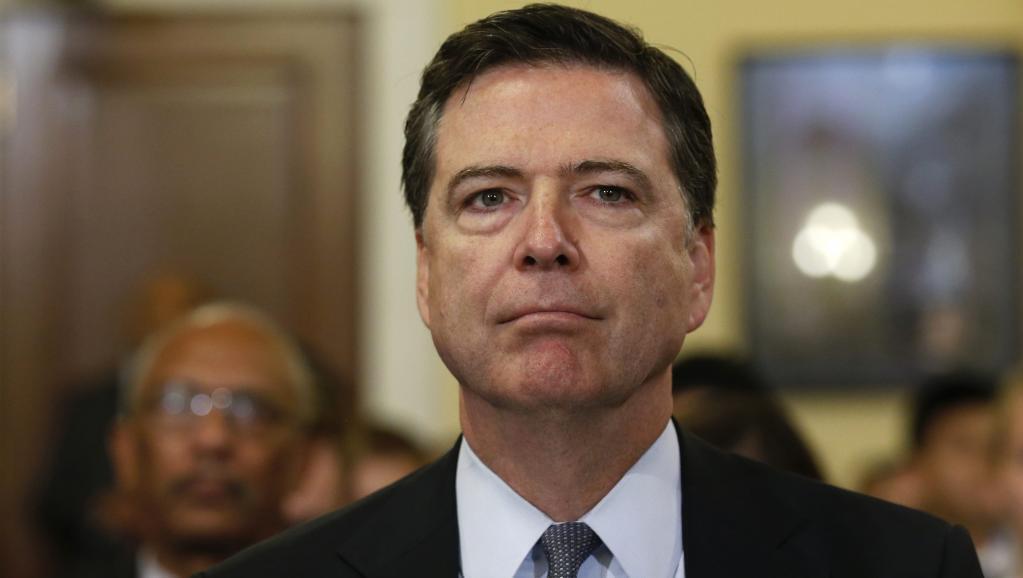 James Comey, diretor do FBI.
