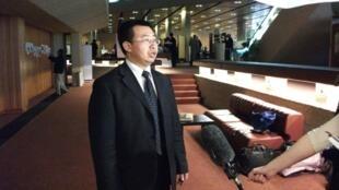 中國維權律師江天勇