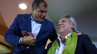 La ruptura entre los partidarios del expresidente ecuatoriano Rafael Correa y del actual mandatario, Lenín Moreno, se ha confirmado.