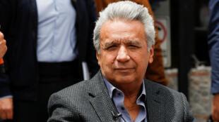 """En un video difundido en Twitter, Moreno calificó de """"difícil"""" la negociación y señaló que Ecuador tiene """"otros desafíos tanto en la deuda bilateral como en la búsqueda de nuevos recursos con los organismos multilaterales""""."""