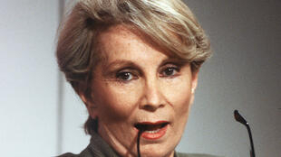 Fernande Grudet, alias Madame Claude.