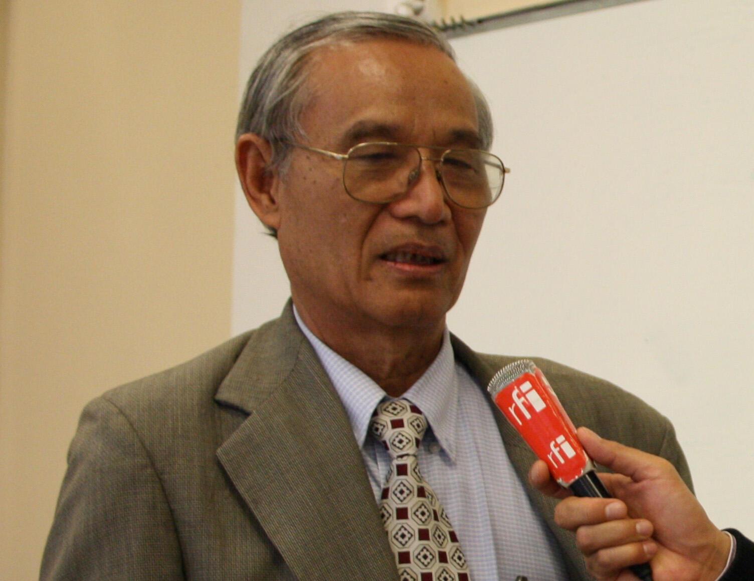 Tiến sĩ Nguyễn Nhã trả lời phỏng vấn RFI ngày 07/09/2013.