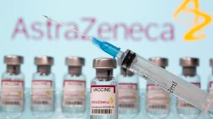 Dosis de la vacuna Astrazeneca.