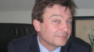 Pierre Henry, directeur général de l'association France terre d'asile.