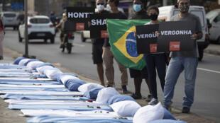 AP21083727702911_Brésil_coronavirus