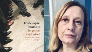 frederique matonti_couv livre genre presidentiel_dimanche politique