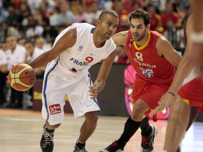 Le Français Tony Parker joue actuellement à L'ASVEL.