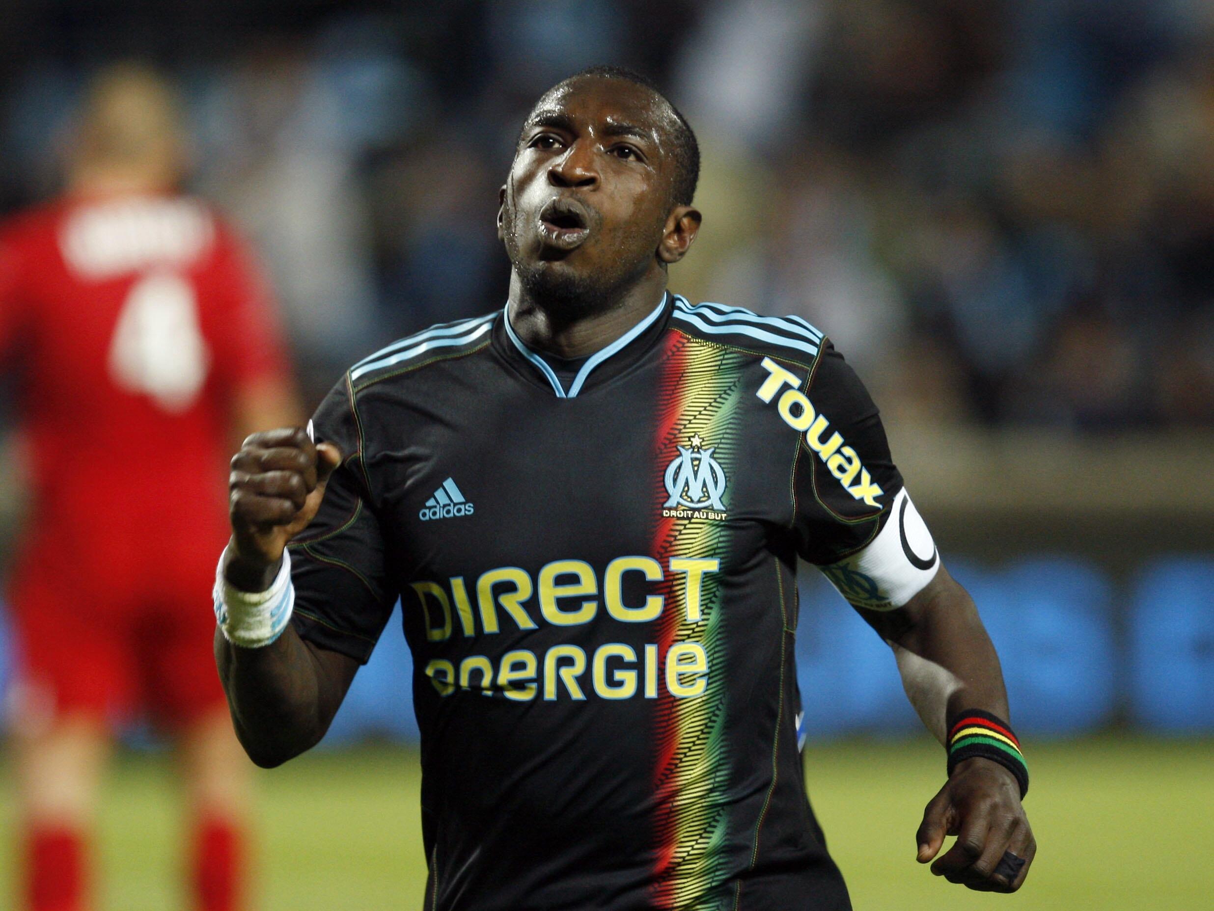 Le Sénégalais Mamadou Niang.