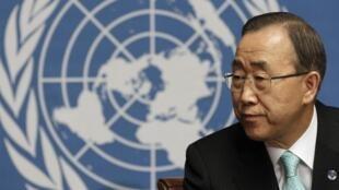 Le secrétaire général de l'ONU Ban Ki-moon doit présenter avant fin mars un rapport sur la faisabilité de l'envoi de casques bleus au Mali.