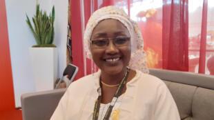 Madame Kané Rokia Maguiraga, ministre de l'Élevage et de la Pêche de la République du Mali.